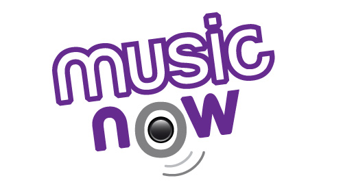 logo music now